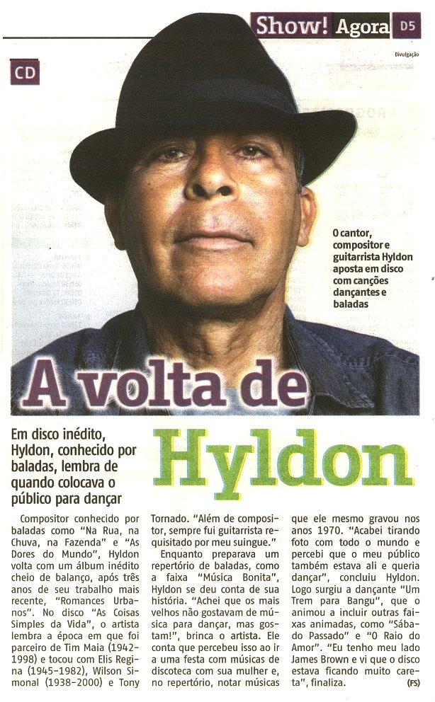 hyldon agora sp