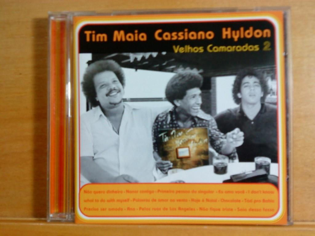 Hyldon escreve livro contando histórias sobre a Soul Music Brasileira.