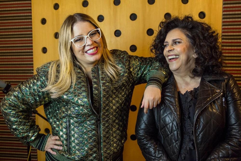 Marília Mendonça e Gal Costa cantam juntas música da 'hitmaker' sertaneja lançada pelo cantor Israel Novaes em 2015 — Foto: Divulgação / Carol Siqueira